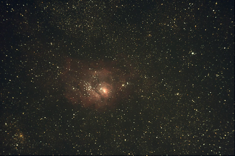 M8, the Laguna Nebula