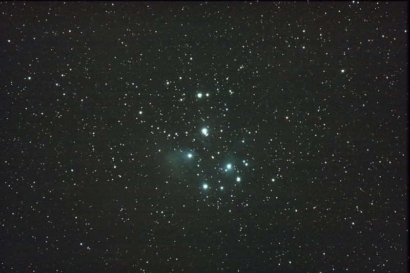 M45, The pleiades