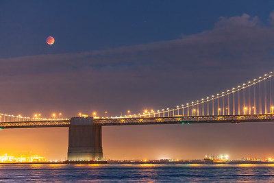 09-27-15 Lunar Eclipse from San Fransisco