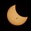 10-23-14 Partial Solar Eclipse