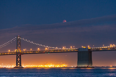 09-27-15 Lunar Eclipse from San Fransisco