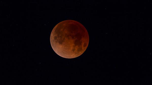 Jan. 31st, 2018 Lunar Eclipse