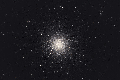 "Messier 13, the ""great"" Hercules globular star cluster"