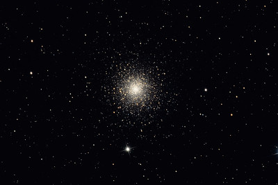 Messier 15, globular star cluster
