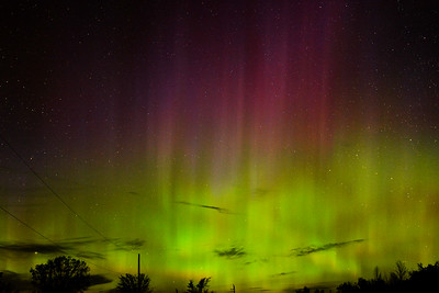 Aurora borealis, May 28, 2017 5