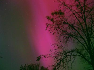 Aurora Borealis from Ashburn (1 of 3)