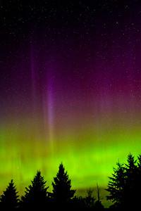 Aurora borealis, May28, 2017 1