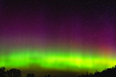 Aurora borealis, May 28 2017 3