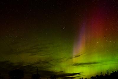 Aurora borealis, May 28, 2017 6