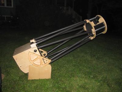 "RASC 12 1/2"" telescope"