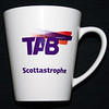 Geoff's RWWA/TAB corporate mug - Scottastrophe named
