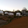 Star Viewing Night (SVN) area and Lowell Dome at Perth Observatory - 10/1/2013
