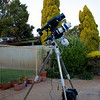 Telescope - Apogee 80mm APO with Orion ST80 Guidescope - 30/10/2013 (Processed image)