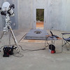 Setup for Astrophotography at Perth Observatory - 10/1/2013<br /> <br /> Located in 'Concretehenge', sadly the now forever incomplete dome that was to house a 1-metre telescope for expanded Perth Observatory research, now terminated by budget cuts.