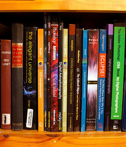 Astronomy and Astrophotography bookshelf - 18/10/2013