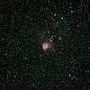 NGC2467 - Gum 9 - Galactic Nebula in Puppis - 10/1/2013 (Processed stack)