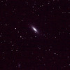 Caldwell 53 - NGC3115 - Spindle Galaxy in Sextans - 8/2/2013 (Processed cropped stack)