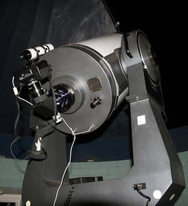 """Perth Observatory Meade LX200 16"""" with Canon 70D via Televue 2"""" 2X PowerMate - 1/4/2014"""