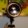 Unitron 114 Altazimuth 60mm Refractor - Objective Lens - 8/7/2015