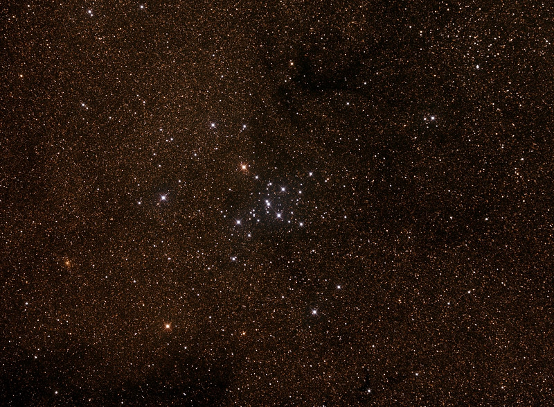 Messier M7 - NGC6475 - Ptolemy's Cluster- 22/6/2015 (Processed cropped stack)