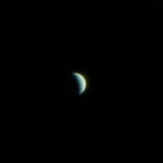 Crescent Venus - 29/7/2015 (Processed cropped stack)