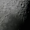 Moon - Mare Nubium - 29/3/2015 (Processed stack)