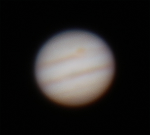 Jupiter at Opposition - 6/2/2015 (Processed cropped stack)