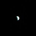 Venus at Venus and Jupiter Conjunction 2015 - 28/6/2015 (Processed cropped stack)