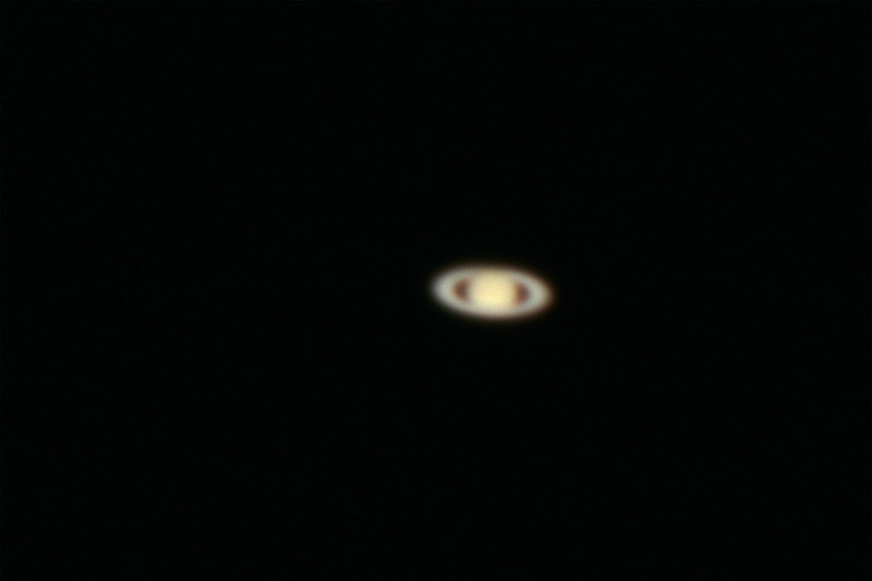 Saturn - 27/6/2015 (Processed stack)