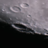 Gibbous Moon - Atlas & Hercules, Endymion craters - 6/2/2015 (Processed stack)