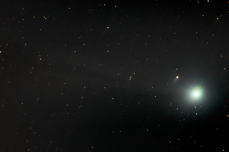 Comet C2014 Q2 Lovejoy - 11/1/2015 (Processed cropped stack)