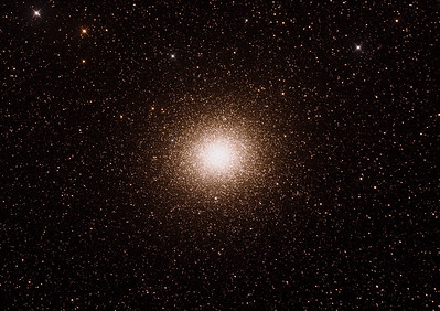 Caldwell 80 - NGC5139 - Omega Centauri Globular Cluster - 21/2/2015 (Processed cropped stack)