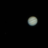 Jupiter and Io- 19/3/2015 (Processed stack)