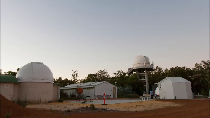 Perth Observatory Star Viewing Night - 21/2/2015 (Stills processed into Video)