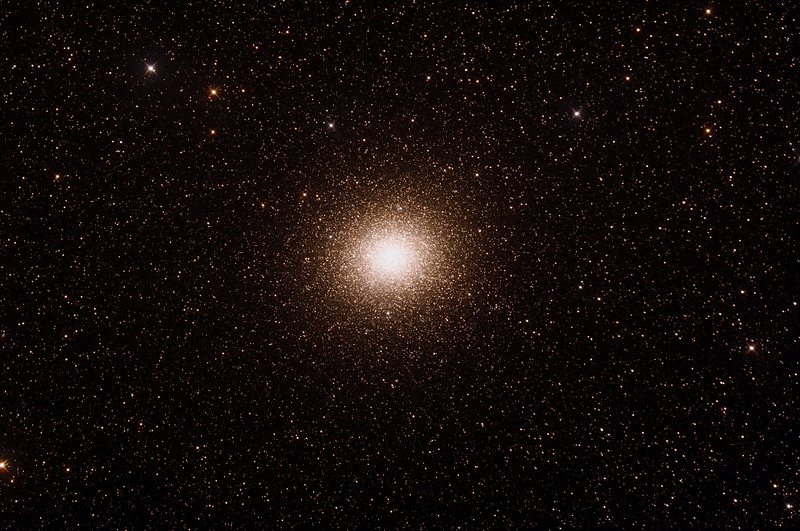 Caldwell 80 - NGC5139 - Omega Centauri Globular Cluster - 21/2/2015 (Re-Processed stack)