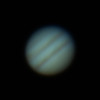 Jupiter - 29/3/2015 (Processed stack)