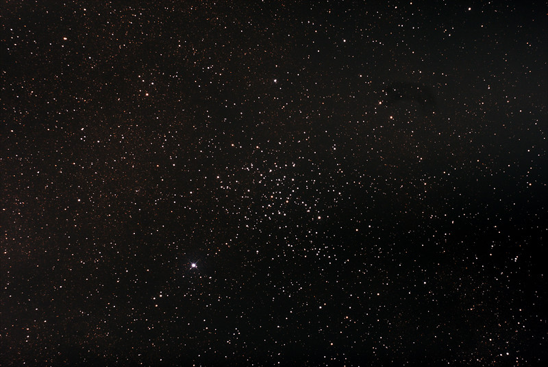 Messier M23 - NGC6494 - Sagittarius Open Cluster - 24/6/2015 (Processed stack)