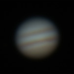 Jupiter at Opposition - 7/2/2015 (Processed cropped stack)