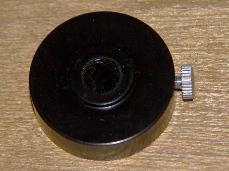 Unitron 114 Altazimuth 60mm Refractor - Old style Sun filter (Dangerous!) - 8/7/2015
