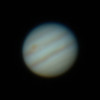 Jupiter - 20/4/2015 (Processed stack)