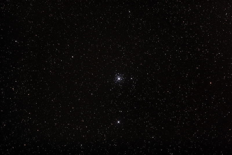 Caldwell C64 - NGC2362 - Tau Canis Majoris Cluster - 15/11/2015 (Processed Stack)