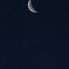 Crescent Moon - 12/4/2016