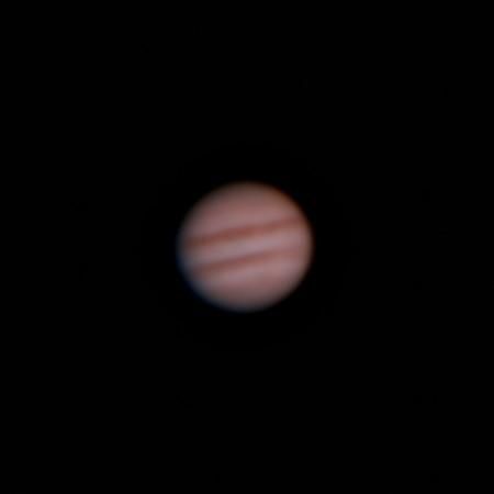 Jupiter - 1/6/2016 (Processed cropped stack)