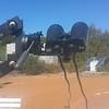 Pantograph with Binoculars - 8/4/2017