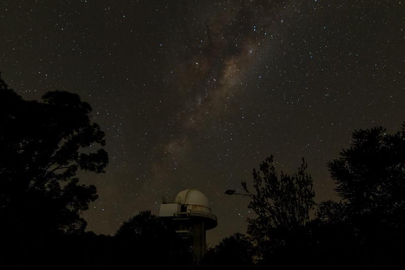 Lowell Dome Under Sagittarius - 29/5/2017