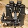 Dovetail L-Bracket holding binoculars - 6/4/2017