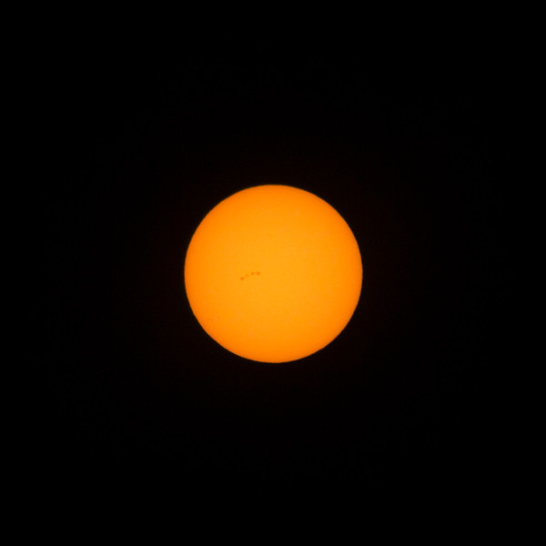 Sun - 2/4/2017 (Processed cropped image)