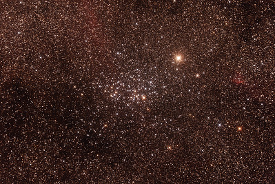 Caldwell C91 Wishing Well Cluster - 12/01/2018 (Processed stack)