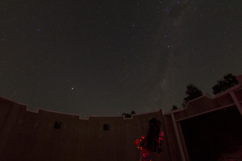 Set Up for Astrophotography