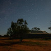 Southern Cross over Shearing Shed - 26/08/2020